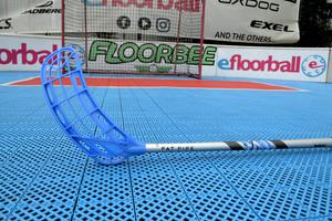 Fat Pipe Raw Concept Blue 27 JAB FH2 SMU modrá / šedá, Levá (levá ruka dole), 104cm (=114cm)
