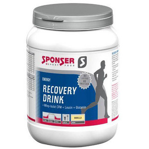 Sponser Energy Recovery Drink 1200g Jahoda - banán
