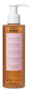 Korres Pomegranate Pore Refining Cleansing Gel 200ml