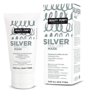 Diet Esthetic Silver Peel-Off Mask 50ml