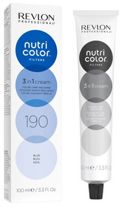 Revlon Professional Nutri Color Filters 100ml, 190 blue