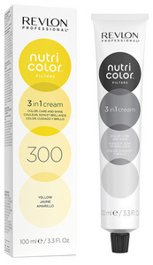Revlon Professional Nutri Color Filters 100ml, 300 yellow