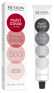 Revlon Professional Nutri Color Filters 100ml, 500 purple red