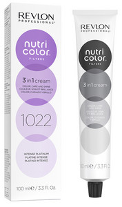 Revlon Professional Nutri Color Filters 100ml, 1022 intense platinum