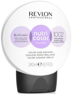 Revlon Professional Nutri Color Filters 240ml, 1002 pale platinum