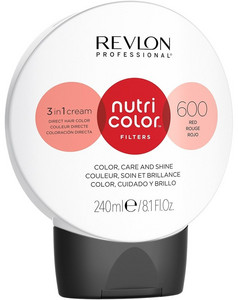 Revlon Professional Nutri Color Filters 240ml, 600 red