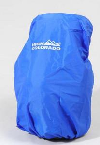 Pláštěnka na batoh - HIGH COLORADO M Modrá