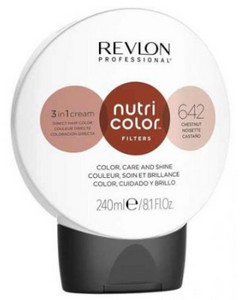 Revlon Professional Nutri Color Filters 240ml, 642 chestnut