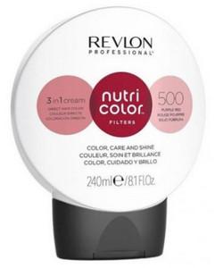 Revlon Professional Nutri Color Filters 240ml, 500 purple red