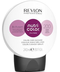 Revlon Professional Nutri Color Filters 240ml, 200 violet