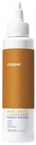 Milk_Shake Conditioning Direct Color 100ml, Copper