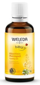Weleda Calendula Tummy Oil 50ml