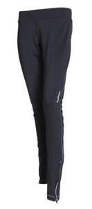 Dámské běžecké elastické kalhoty Hummel M Černá