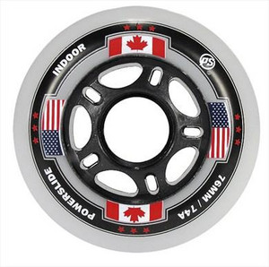 Powerslide  Indoor wheel (1ks) `14