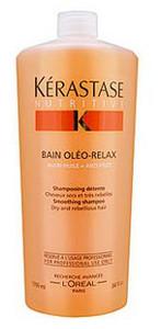 Kérastase Nutritive Bain Oléo-Relax Smoothing Shampoo 1l