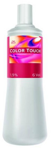 Wella Professionals Color Touch Emulsion oxidační emulze