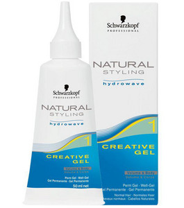 Schwarzkopf Professional Natural Styling Hydrowave Creative Gel