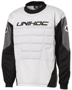 Unihoc Blocker 140 cm bílá / černá