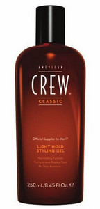 Gel AMERICAN CREW CLASSIC Light Hold Styling Gel