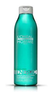 L'Oréal Professionnel Homme Energic Shampoo 250ml