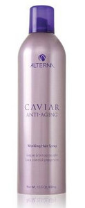 Alterna Caviar Working Hairspray ultra suchý lak na vlasy