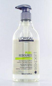 L'Oréal Professionnel Série Expert Pure Resource Shampoo 500ml