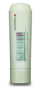 Goldwell Dualsenses Green True Color Conditioner kondicionér pro barvené vlasy