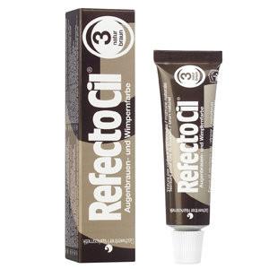 RefectoCil 15ml 3 přírodní hnědá