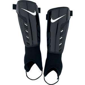 Chrániče Nike TIEMPO PARK SHIELD L 001 - černá/bílá