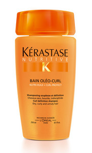 Kérastase Nutritive Bain Oléo-Curl Curl Definition Shampoo 250ml