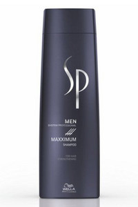 Šampon WELLA SP Men Maxximum Shampoo 250ml