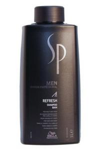 Wella Professionals SP Men Refresh Shampoo 1l