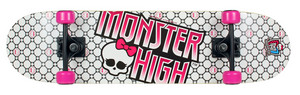 Skateboard Monster High Big Logo ´12