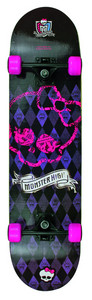 Skateboard Monster High Skulette ´12