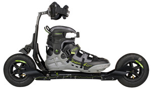 Powerslide Nordic XC Trainer ´13 EU 38 / UK 4 / 24,4 cm