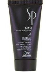 Šampon WELLA SP Men Refresh Shampoo 30ml