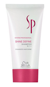 Šampon WELLA SP Shine Define Shampoo 30ml
