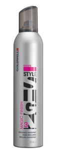 Hair spray GOLDWELL STYLE SIGN Gloss Magic Finish