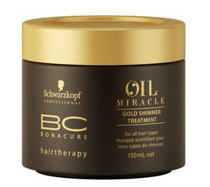 Schwarzkopf Professional BC Bonacure Oil Miracle Gold Shimmer Treatment