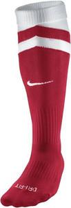 Štulpny Nike VAPOR II SOCK `15 S 610 - červená/ bílá