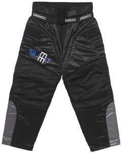 Brankářské kalhoty Unihoc Summit `16 XXL černá / šedá