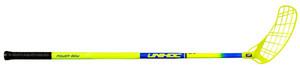 Florbalová hokejka Unihoc Infinity Power Bow 29 ´13 Pravá (pravá ruka níže) 96cm (=106cm) Žlutá