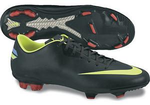 Nike MERCURIAL GLIDE III FG 376 - tm. zelená UK 10,5 | EU 45,5 | 29,5cm