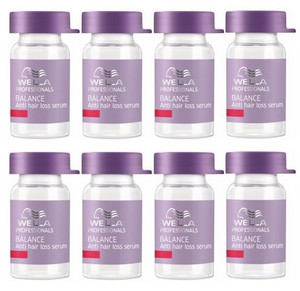 Wella Professionals Care Balance Anti Hairloss Serum 8x6ml