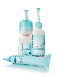 Goldwell Evolution Perm Set Typ 2s - pro světleji barvené vlasy nebo zesvětlené vlasy nebo melír víc
