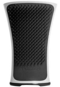 Černý kartáč na mokré vlasy TANGLE TEEZER Aqua Splash Black Pearl Bílo-černá