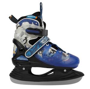Brusle na led Hot Wheels Hot Rod ´12 EU 38-42 modrá / černá