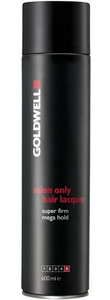 Goldwell Salon Only Hair Lacquer Super Firm Mega Hold lak na vlasy s extra silnou fixáciou