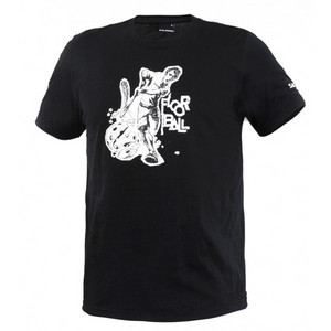 Tričko Salming Floorball Tee Black `13