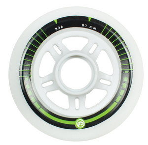 Powerslide Wheel Slimline ( 4 ks ) `15